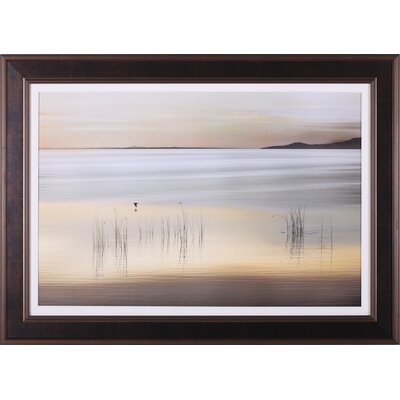 Golden by Marvin Pelkey Framed Painting Print by Art Effects