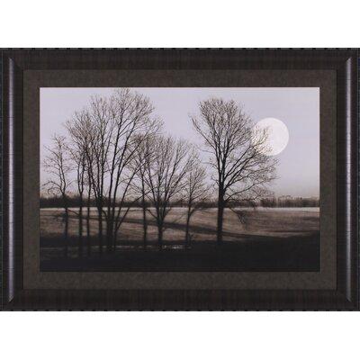 Art Effects November Moon Framed Photographic Print