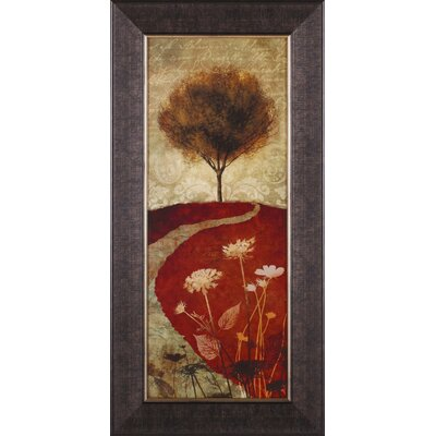 Art Effects Autumn Trees I by Conrad Knutsen Framed Graphic Art
