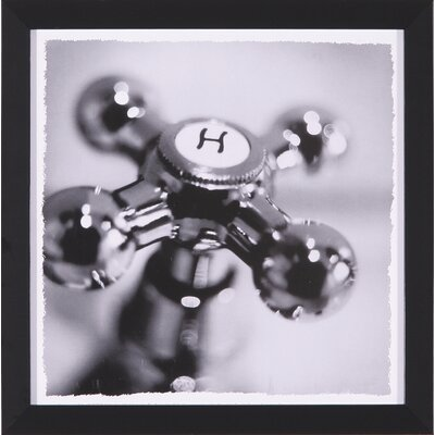 Art Effects Hot Water by Kevin Muggleton Framed Photographic Print