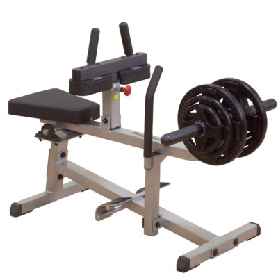 Body Solid Seated Calf Raise Lower Body Gym