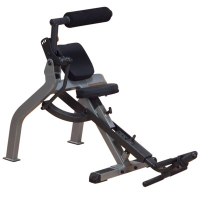 Semi-Recumbent Dual Ab Bench by Body Solid