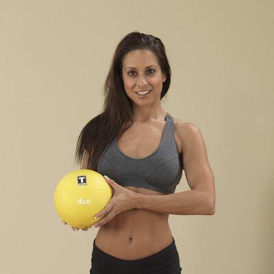 Body Solid Medicine Balls in Yellow