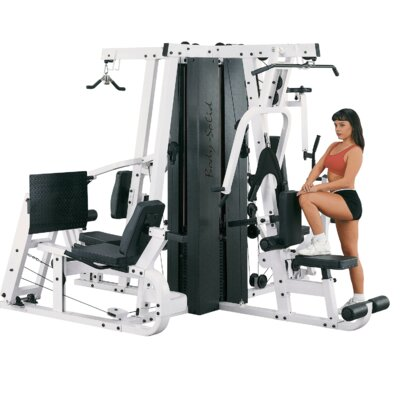Commercial 3-4 Stack Home Gym by Body Solid