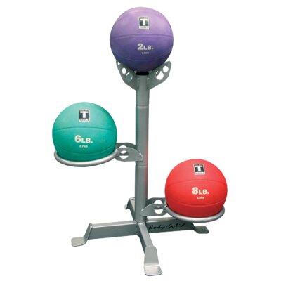 Body Solid Medicine Ball Rack