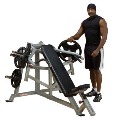 Body Solid Leverage Incline Press