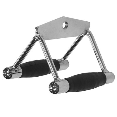 Body Solid Pro-Grip Seated Row / Chin Bar