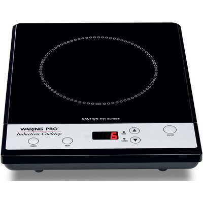 "11.5"" Electric Induction Cooktop with 1 Burner Product Photo"