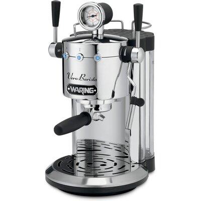 Vero Barista Professional Semi-Automatic Espresso Machine by Waring
