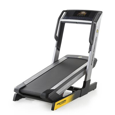 Boston Marathon Treadmill with 10