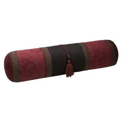 Dynasty Bolster Pillow by Natori