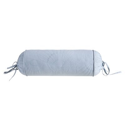 Crystal Beach Cotton Bolster Pillow by Harbor House