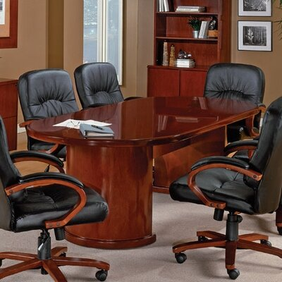 OSP Furniture Sonoma Oval Conference Table