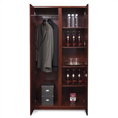 Sonoma 2 Door Storage Cabinet by OSP Furniture