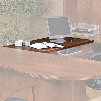 "OSP Furniture Kenwood 29"" H x 36"" W Desk Bridge"