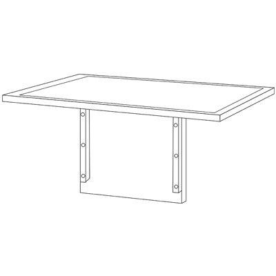 OSP Furniture Mendocino Desk