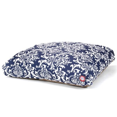French Quarter Rectangle Pet Bed by Majestic Pet