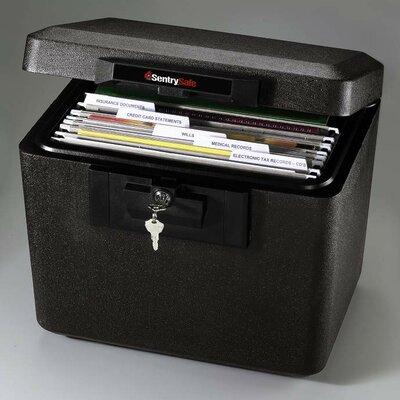Sentry Safe Security Letter Size Hanging File Safe