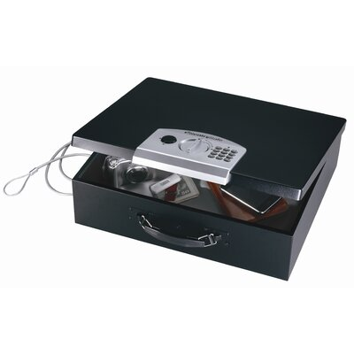 Sentry Safe Portable Electronic Lock Laptop Safe (0.5 Cu. Ft.)