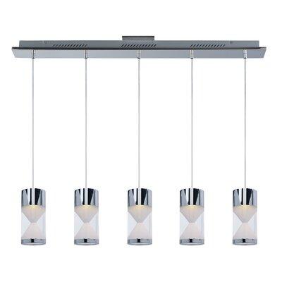 Tyme 5-Light LED Pendant Product Photo