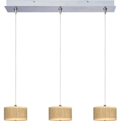 Elements 3-Light RapidJack Pendant and Canopy Product Photo