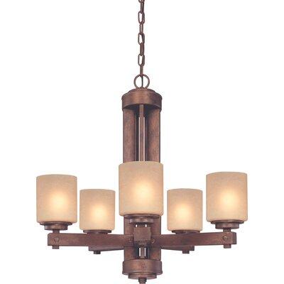 Dolan Designs Sherwood 5 Light Chandelier