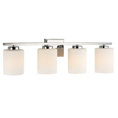 Chloe 4 Light Bath Vanity Light Product Photo