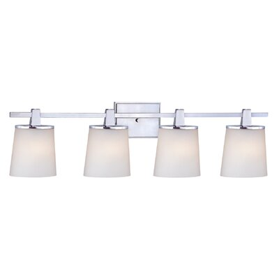Dolan Designs Ellipse 4 Light Bath Vanity Light