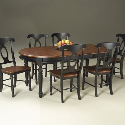 British Isles Leg Table by A-America