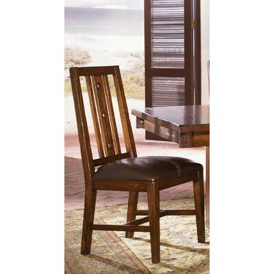 Mesa Rustica Side Chair by A-America
