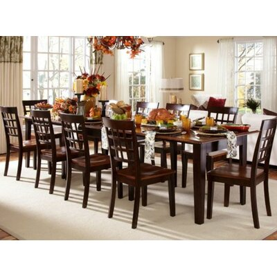 Bristol Point Extendable Dining Table by A-America