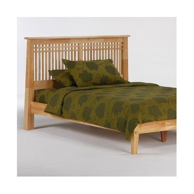 Night & Day Furniture Spices Solstice Slat Bed