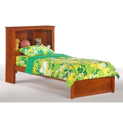 Spices Vanilla Panel Bed by Night & Day