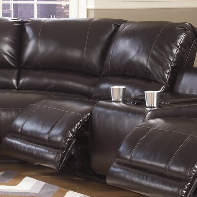 Clarion Reclining Sectional by Signature Design by Ashley