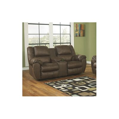 Signature Design by Ashley GNT2900 Weatherly Double Reclining Loveseat