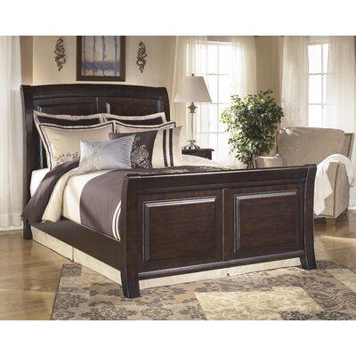 Signature Design By Ashley Ridgley Sleigh Customizable Bedroom Set Amp Reviews Wayfair