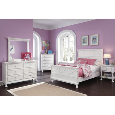 Signature design by ashley kaslyn panel customizable - Ashley bedroom furniture reviews ...