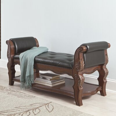 Signature Design By Ashley Ledelle Upholstered Bedroom Bench Reviews Wayfair