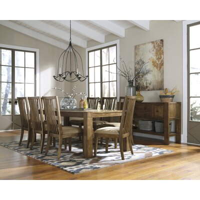 Birnalla Extendable Dining Table Wayfair