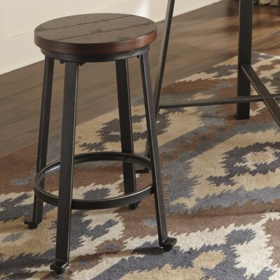 Signature Design By Ashley Challiman 24 Quot Bar Stool