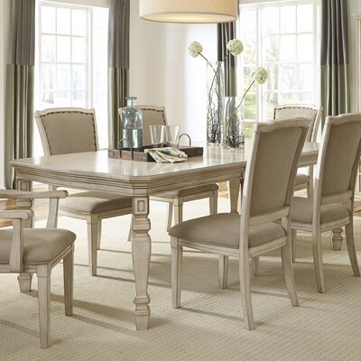 Demarios Butterfly Extendable Dining Table by Signature Design by Ashley