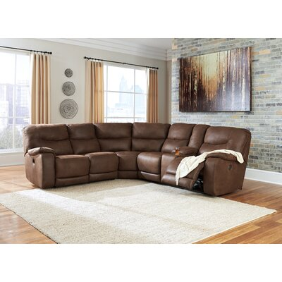 Longview Reclining Sectional by Signature Design by Ashley