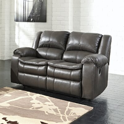 Signature Design by Ashley 8890 Long Knight Reclining Loveseat