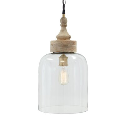 Mini 1 Light Pendant Product Photo