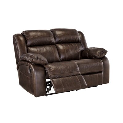 Signature Design by Ashley U7190 Branton Reclining Loveseat