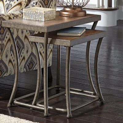 Nartina Nesting End Tables by Signature Design by Ashley