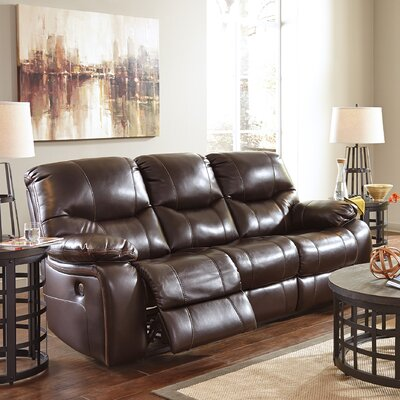 Signature Design by Ashley GNT7688 Pranas Reclining Sofa