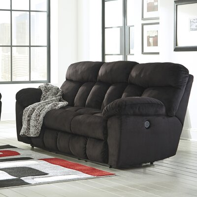 Signature Design by Ashley GNT7708 Saul Reclining Sofa