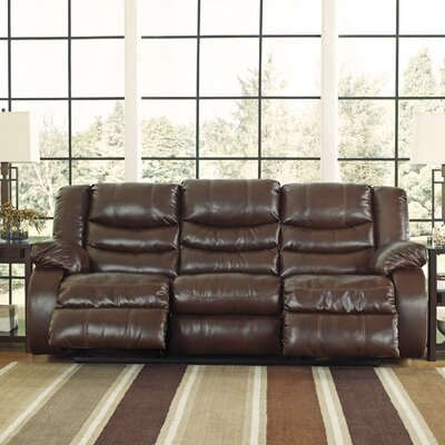 Yardley Reclining Sofa by Signature Design by Ashley