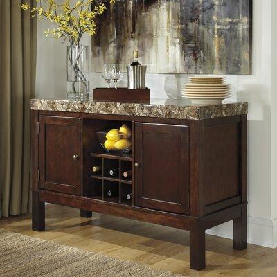 design by ashley kraleene dining room sideboard reviews wayfair